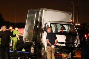 Tai nạn thảm khốc trên cao tốc Quảng Ninh - Hải Phòng, 5 người thương vong