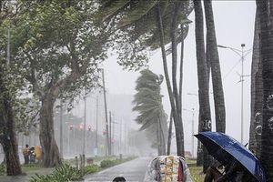 Philippines: Hàng ngàn người sơ tán tránh bão Yutu