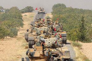 Thổ Nhĩ Kỳ mở chiến dịch 'xóa sổ' người Kurd ở Đông Euphrates?