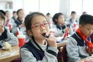 Bài văn của cô bé lớp 5: Tôi chẳng cần vào Harvard, chỉ cần sống hạnh phúc