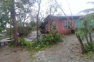 Bão Yutu đổ bộ Philippines