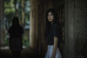 Miss Teen Nam Phương tạo hình rùng rợn 'hồn ma nữ' đón Halloween