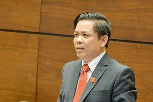 Bộ trưởng Thể: BOT là những dự án hết sức nhạy cảm