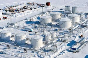 Arập Xêút toan tính gì với dự án LNG mới của Nga?