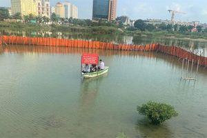 Ngạc nhiên công nghệ Nhật biến hồ 'chết' thành hồ 'sống'