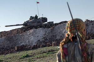 Thổ Nhĩ Kỳ 'rục rịch' quân đội để tấn công lực lượng người Kurd ở Syria