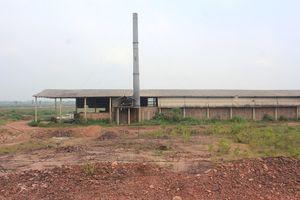 Quảng Bình: Khu công nghiệp xây dựng gần 10 năm vẫn hoang vắng lạ thường