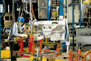 Khối ngoại chi phối công nghiệp hỗ trợ ngành ô tô