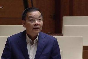 Bộ trưởng Bộ KH&CN trả lời chất vấn về vấn đề biến đổi khí hậu