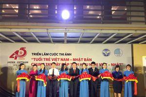 Trao giải Cuộc thi ảnh 'Tuổi trẻ Việt Nam- Nhật Bản chung tay xây đắp tình hữu nghị Việt- Nhật'