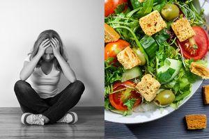 Thực hiện chế độ ăn uống này sẽ bệnh trầm cảm nặng đến mấy cũng thuyên giảm ngay thôi