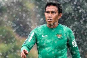 Indonesia gặp khó ở AFF Cup khi thiếu 'hung thần' Solossa và cầu thủ nhập tịch Vizcarra