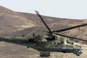 Nguyên nhân rơi trực thăng ở Afghanistan khiến 25 người thiệt mạng