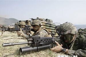 Hàn Quốc và Mỹ tổ chức Hội nghị tham vấn an ninh lần thứ 50