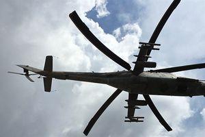 Rơi trực thăng quân sự, 20 người thiệt mạng