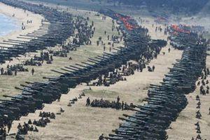 Triều Tiên rút các họng pháo tại các đảo trên Hoàng Hải