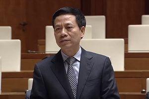 Đại biểu 'tố' SIM rác mua bán dễ dàng, 'đòi' Bộ trưởng cam kết xử lý dứt điểm