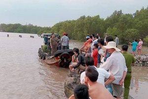 Đồng Nai: Đau lòng nam sinh lớp 7 mất tích khi tắm sông
