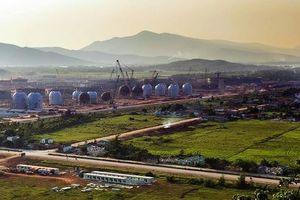 Điều chỉnh, mở rộng quy hoạch chung xây dựng Khu Kinh tế Nghi Sơn: Phạm vi nghiên cứu 106.000 ha