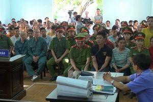 30 người đốt phá trụ sở công quyền ở Bình Thuận lĩnh án tù