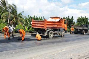 Hai sở GTVT bị chấn chỉnh công tác bảo trì đường bộ