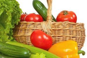 Dùng thực phẩm hữu cơ có thể làm giảm nguy cơ gây ung thư