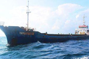 Quảng Nam: Tạm giữ tàu vận chuyển gần 3.000 tấn than không hợp lệ