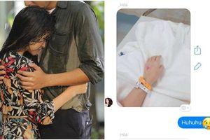 Hòa Minzy vừa ra MV mới không lâu đã có tin nhập viện gấp để phẫu thuật
