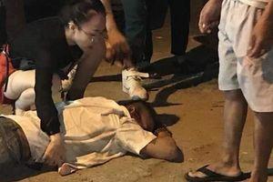 Đã xác định danh tính chủ xe Mazda CX5 trong vụ nổ súng, chèn ô tô qua người tài xế taxi trên phố Hà Nội