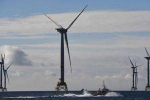 Iberdrola khai trương trang trại gió ngoài khơi đầu tiên 1,59 tỷ USD ở Biển Baltic