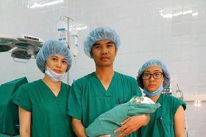 Sản phụ bị vỡ tử cung, chảy máu ồ ạt được cứu sống trong 10 phút