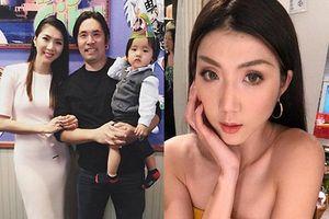 Ly hôn chồng đại gia, Ngọc Quyên một mình bán son kiếm sống và nuôi con trai 3 tuổi