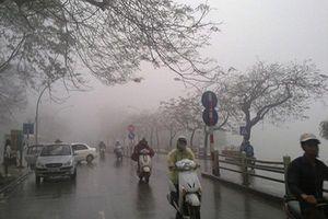 Dự báo thời tiết ngày 1/11: Miền Bắc có sương mù, rét vào sáng sớm