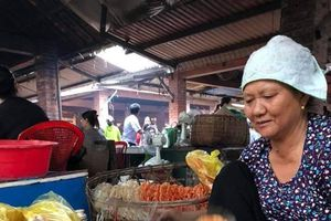 Thức quà quê ở chợ Xanh khiến người Ninh Bình xa quê thổn thức mỗi khi nhớ về