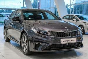 Kia Optima 2019 chính thức mở bán, giá từ 947 triệu đồng