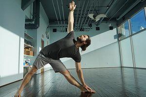 Bài tập Yoga tăng sức mạnh cơ lưng cho phái mạnh