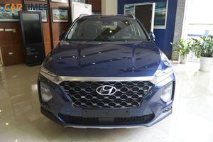 Hyundai Santa Fe 2019 lộ giá bán tạm tính, dự kiến ra mắt tháng 12/2018