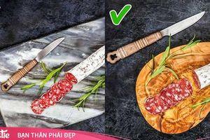 Những thói quen sử dụng đồ dùng nhà bếp khiến chúng nhanh hỏng và hại sức khỏe nghiêm trọng