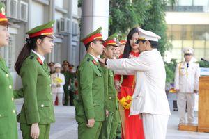 Học viện CSND trao bằng tốt nghiệp cho hơn 1.000 tân sỹ quan cảnh sát