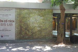 Cổ tích trong tranh sơn mài của họa sĩ Nguyễn Quốc Huy