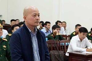 Ngày xét xử thứ 2, tòa bác nhiều nội dung kháng cáo của Đinh Ngọc Hệ