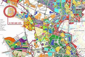 Huyện Hoài Đức sắp có khu đô thị mới rộng gần 70 ha