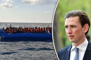 Áo tuyên bố rút khỏi Hiệp ước toàn cầu về di cư của Liên Hợp Quốc