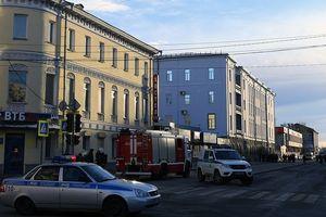Nổ gần Cơ quan An ninh Nga, ít nhất 1 người thiệt mạng