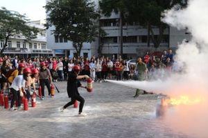 Sức lan tỏa từ chương trình 'Tháng phòng chống cháy nổ 2018'