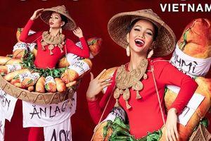 Lộ diện top 3 trang phục dân tộc thiết kế cho H'Hen Niê, ngạc nhiên với vị trí đầu