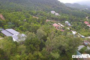 'Xẻ thịt' đất rừng Sóc Sơn: Phê duyệt cưỡng chế 18 công trình vi phạm