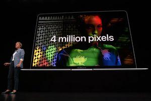 Macbook Air hoàn toàn mới trình làng với màn hình Retina và Touch ID