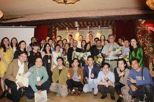 Học viên Phillippines chiến thắng tại Trại sáng tác trẻ và Chợ dự án LHP Haniff 2018
