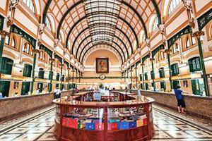 7 bưu điện nổi tiếng thế giới, nơi lịch sử - văn hóa đã vượt qua công năng thông thường